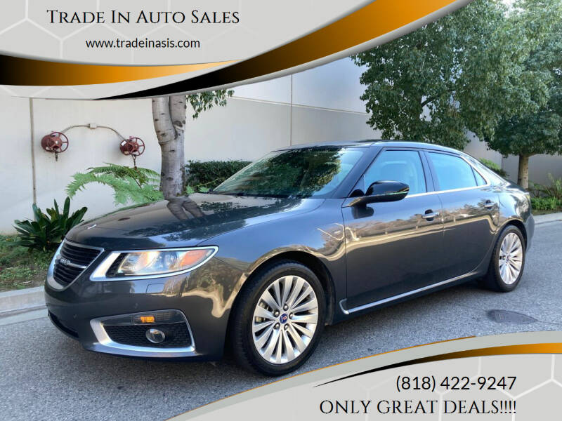 2010 Saab 9-5 for sale at Trade In Auto Sales in Van Nuys CA
