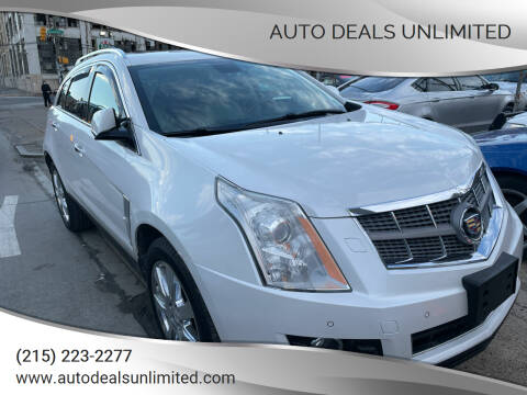 2011 Cadillac SRX for sale at AUTO DEALS UNLIMITED in Philadelphia PA