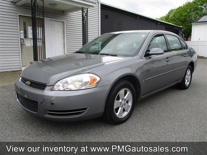 2008 Chevrolet Impala for sale in North Providence, RI