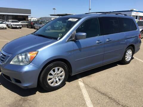 2008 Honda Odyssey for sale at Safi Auto in Sacramento CA