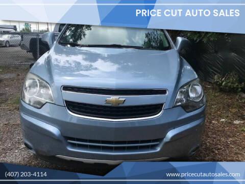 2014 Chevrolet Captiva Sport for sale at Price Cut Auto Sales in Orlando FL