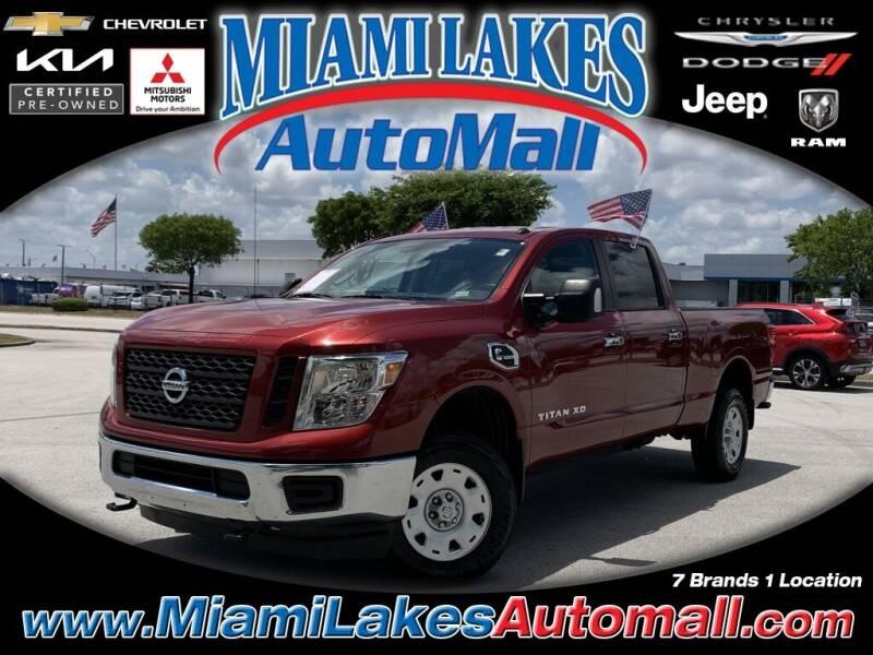 2019 Nissan Titan XD for sale in Miami, FL