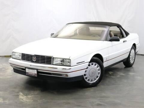 1993 Cadillac Allante for sale at United Auto Exchange in Addison IL