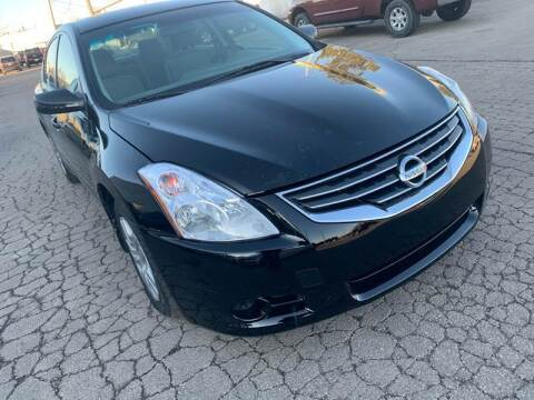 2012 Nissan Altima for sale at Washington Auto Group in Waukegan IL