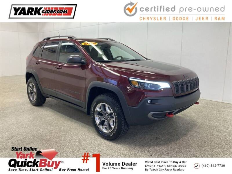 2019 Jeep Cherokee for sale in Toledo, OH