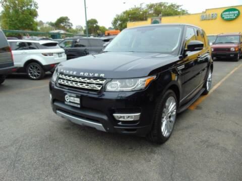 2014 Land Rover Range Rover Sport for sale at Santa Monica Suvs in Santa Monica CA
