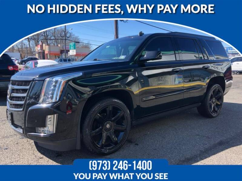 2015 Cadillac Escalade for sale at Route 46 Auto Sales Inc in Lodi NJ