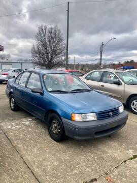1991 Toyota Tercel for sale at Stephen Motor Sales LLC in Caldwell OH
