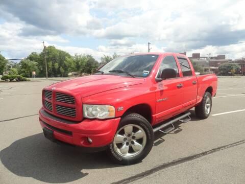 2004 Dodge Ram Pickup 1500 for sale at TJ Auto Sales LLC in Fredericksburg VA
