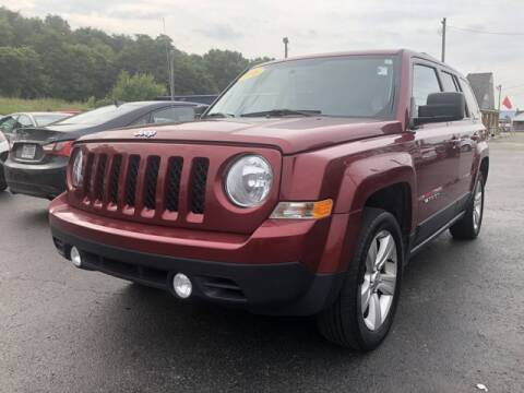 2016 Jeep Patriot for sale at Instant Auto Sales in Chillicothe OH