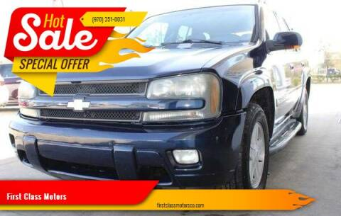 2002 Chevrolet TrailBlazer for sale at First Class Motors in Greeley CO
