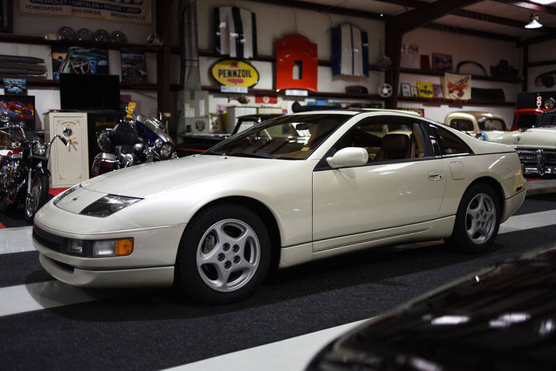 1993 Nissan 300ZX for sale at Crystal Motorsports in Homosassa FL