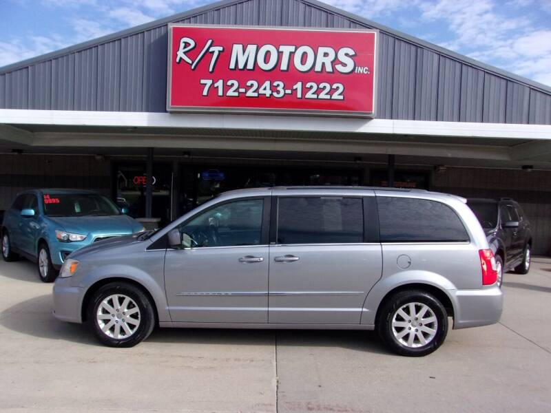 2013 Chrysler Town and Country for sale at RT Motors Inc in Atlantic IA