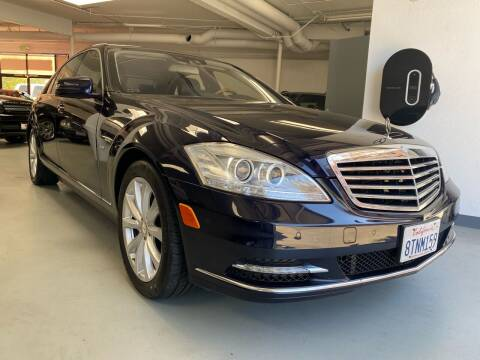 2011 Mercedes-Benz S-Class for sale at Mag Motor Company in Walnut Creek CA