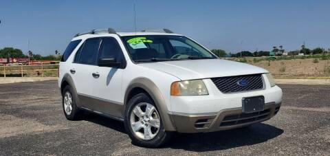 2005 Ford Freestyle for sale at BAC Motors in Weslaco TX