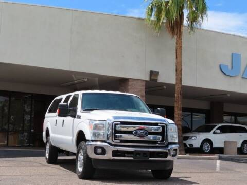 2015 Ford F-250 Super Duty for sale at Jay Auto Sales in Tucson AZ