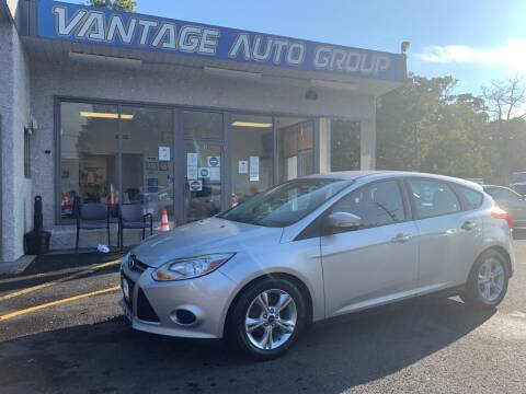 2014 Ford Focus for sale at Vantage Auto Group in Brick NJ