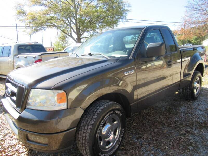 2005 Ford F-150 for sale at Dallas Auto Mart in Dallas GA
