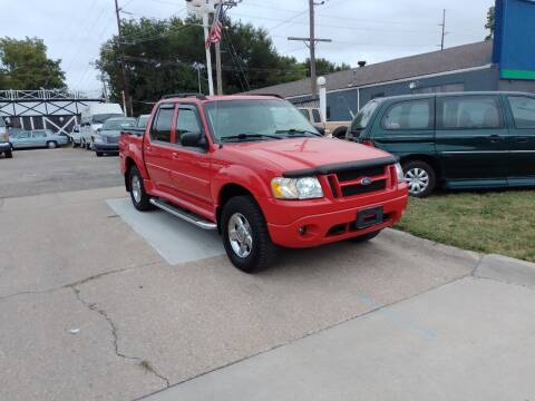 2005 Ford Explorer Sport Trac for sale at Autos Inc in Topeka KS