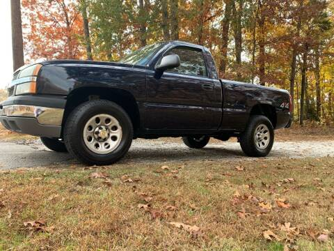 2005 Chevrolet Silverado 1500 for sale at Madden Motors LLC in Iva SC