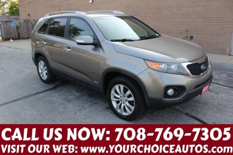 2011 Kia Sorento for sale at Your Choice Autos in Posen IL
