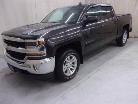 2016 Chevrolet Silverado 1500 for sale at Paquet Auto Sales in Madison OH