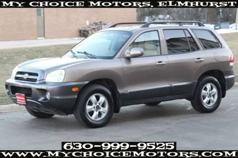 2005 Hyundai Santa Fe for sale at Your Choice Autos - My Choice Motors in Elmhurst IL