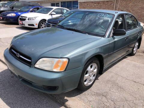 2002 Subaru Legacy for sale at Sonny Gerber Auto Sales in Omaha NE