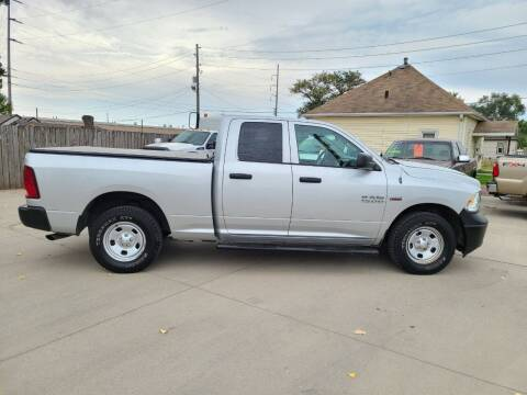 2013 RAM Ram Pickup 1500 for sale at J & J Auto Sales in Sioux City IA