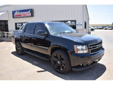 2007 Chevrolet Avalanche for sale at Chaparral Motors in Lubbock TX