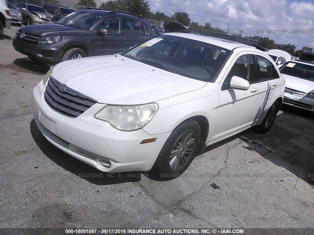2008 Chrysler Sebring for sale at JacksonvilleMotorMall.com in Jacksonville FL