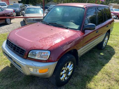 2000 Toyota RAV4 for sale at Cash Car Outlet in Mckinney TX