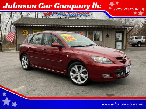 2009 Mazda MAZDA3 for sale at Johnson Car Company llc in Crown Point IN