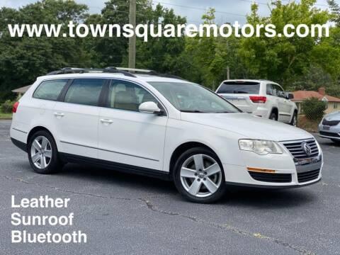 2008 Volkswagen Passat for sale at Town Square Motors in Lawrenceville GA