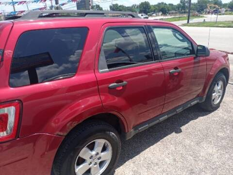 2009 Ford Escape for sale at Jerry Allen Motor Co in Beaumont TX