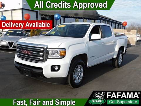 2019 GMC Canyon for sale at FAFAMA AUTO SALES Inc in Milford MA