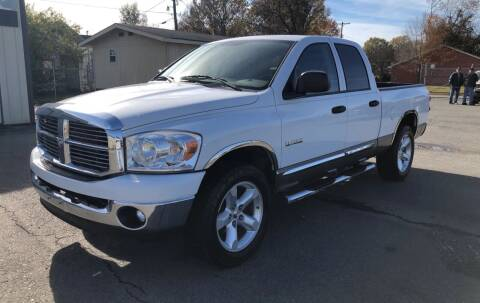2008 Dodge Ram Pickup 1500 for sale at Elders Auto Sales in Pine Bluff AR
