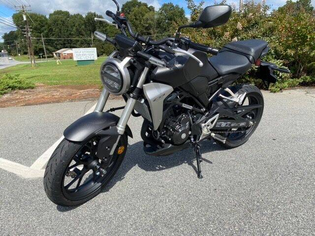 2019 Honda CB300R for sale at Michael's Cycles & More LLC in Conover NC