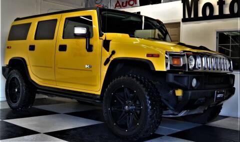2006 HUMMER H2 for sale at Legacy Motors Inc in Roseville CA