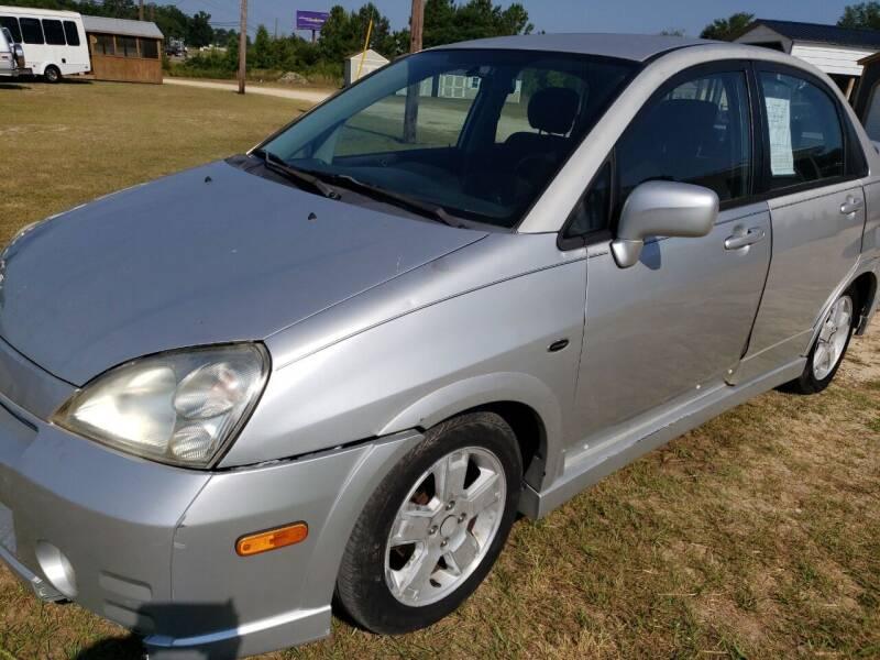 2003 Suzuki Aerio GS