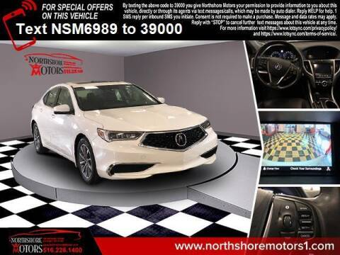 2018 Acura TLX for sale at Sunrise Auto Outlet in Amityville NY