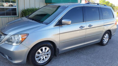 2008 Honda Odyssey for sale at Haigler Motors Inc in Tyler TX