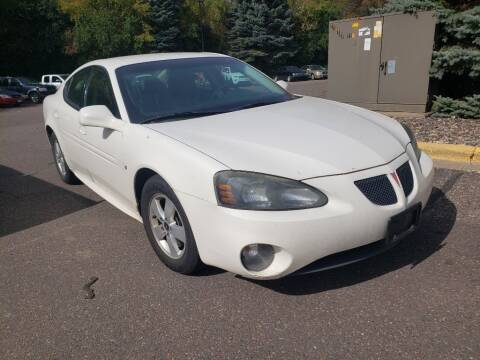 2006 Pontiac Grand Prix for sale at Fleet Automotive LLC in Maplewood MN
