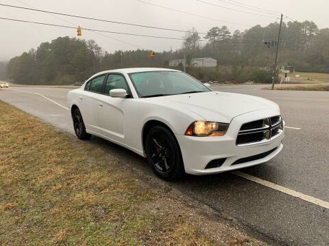 2014 Dodge Charger for sale at Anaheim Auto Auction in Irondale AL