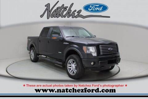2012 Ford F-150 for sale at Auto Group South - Natchez Ford Lincoln in Natchez MS