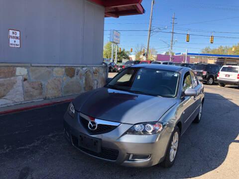 2008 Mazda MAZDA3 for sale at Drive Max Auto Sales in Warren MI