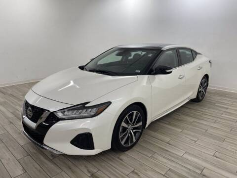 2020 Nissan Maxima for sale at TRAVERS GMT AUTO SALES - Traver GMT Auto Sales West in O Fallon MO