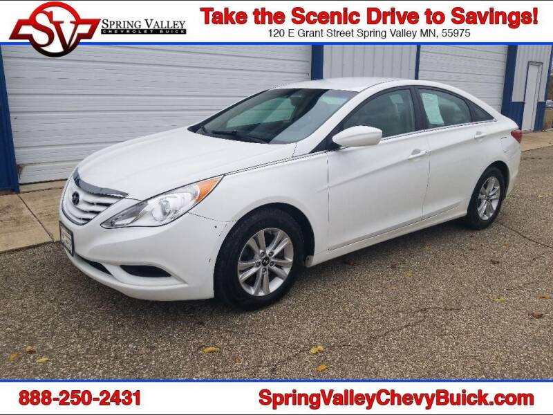 2011 Hyundai Sonata for sale at Spring Valley Chevrolet Buick in Spring Valley MN