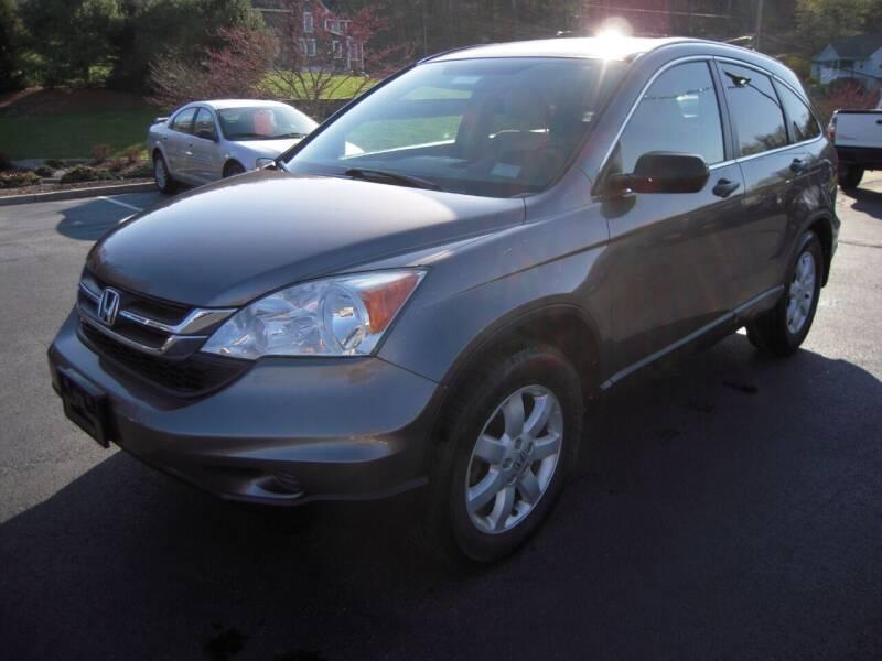 2011 Honda CR-V for sale at 1-2-3 AUTO SALES, LLC in Branchville NJ