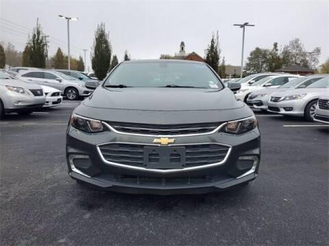 2016 Chevrolet Malibu for sale at Southern Auto Solutions - Georgia Car Finder - Southern Auto Solutions - Lou Sobh Honda in Marietta GA